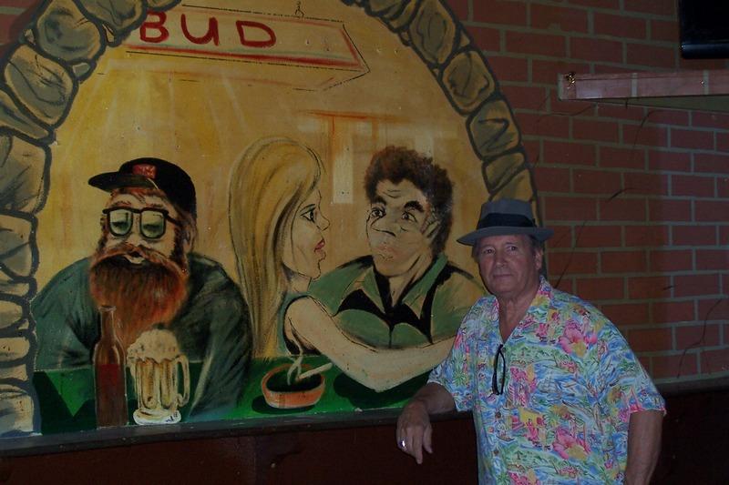 Another mural at Johnathan's